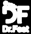 Logo DrFeet white.png