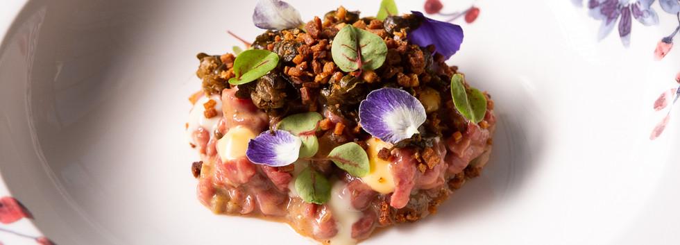 Quoi Dining Restaurant Baulkham Hills steak Tartare.jpg