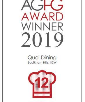 Quoi Dining Restaurant Baulkham HillsQuoi HAt 2019 -.jpg
