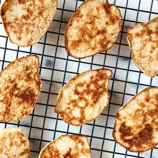 Ellington's Eats: Two-Ingredient Pancakes