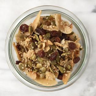 Maple Coconut Granola (Grain-Free & Nut-Free)