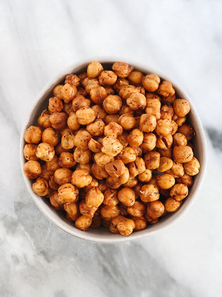 Turmeric Dulse Crispy Sprouted Chickpeas