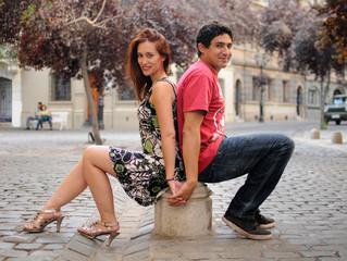 Engagement Pamela y Jordan