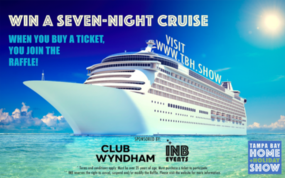 CRUISE GIVEAWAY