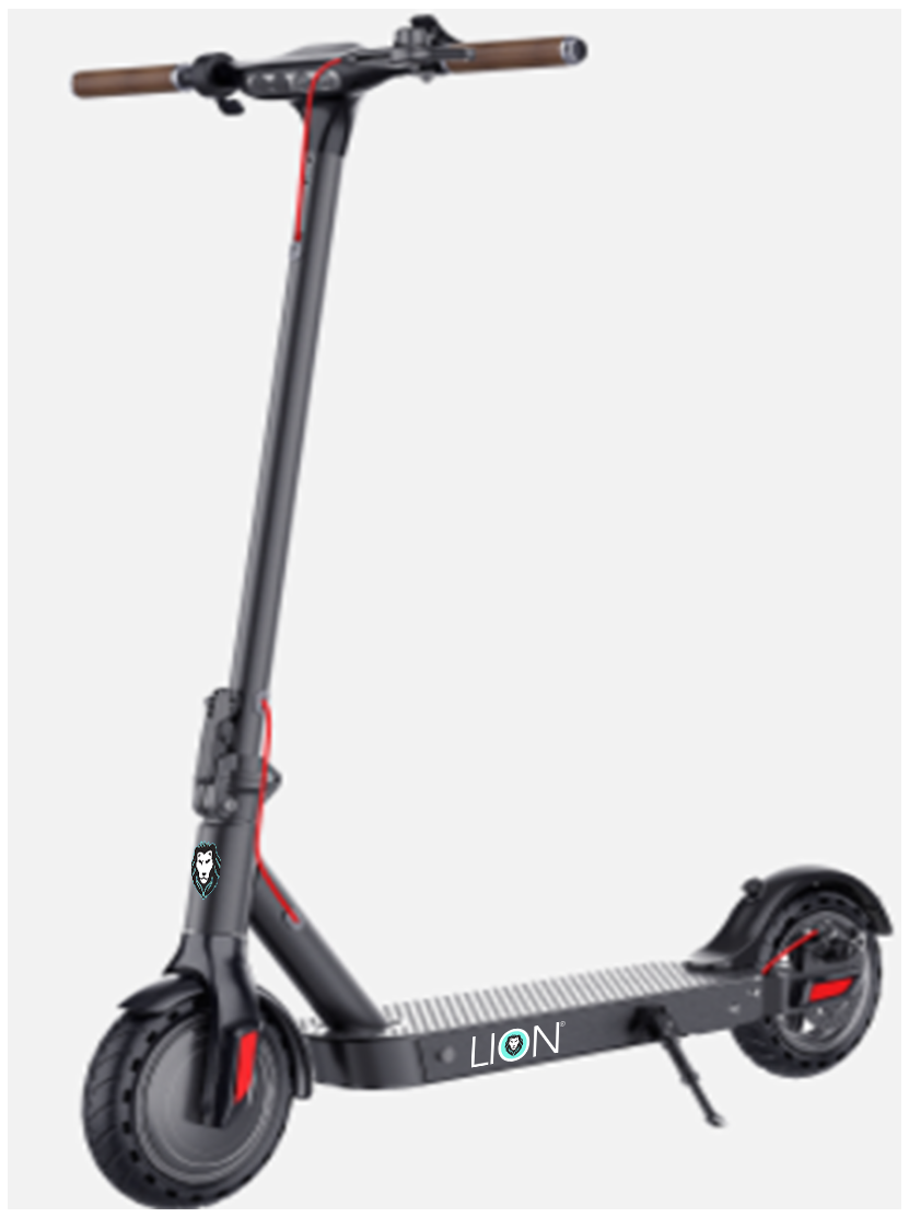LION SafariX Electric Scooter