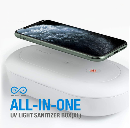 Multifunctional UV Sterilizer Wireless Charger