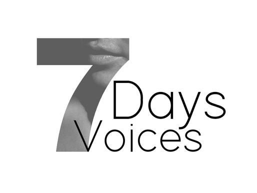 Seven Days Seven Voices