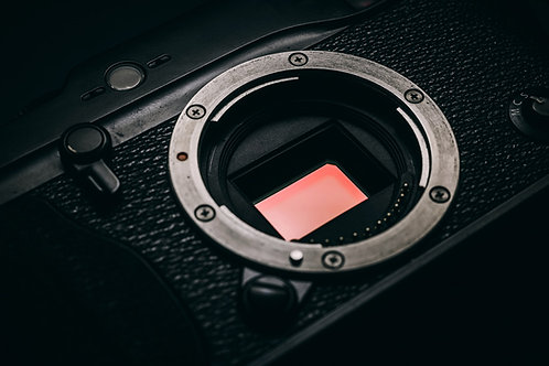 Sensor Clean - Crop or Full Frame