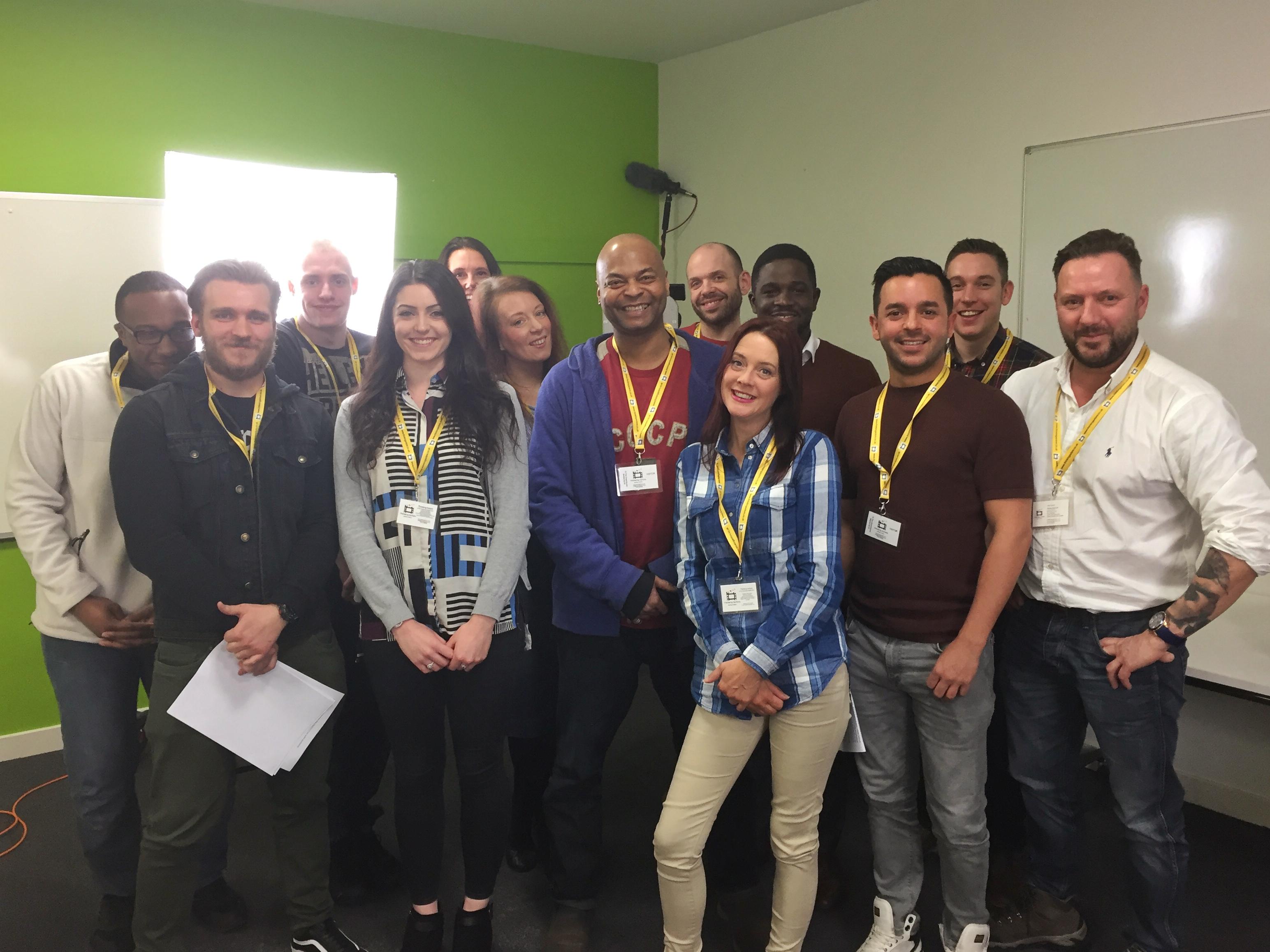 Thinking Actors at MediaCityUK & Liverpool