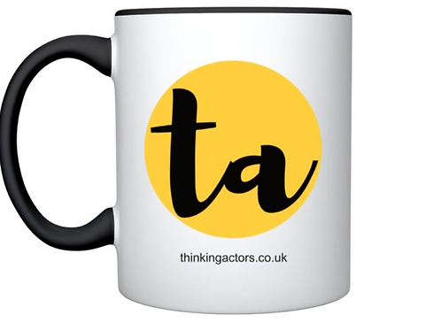 Thinking Actors Mug