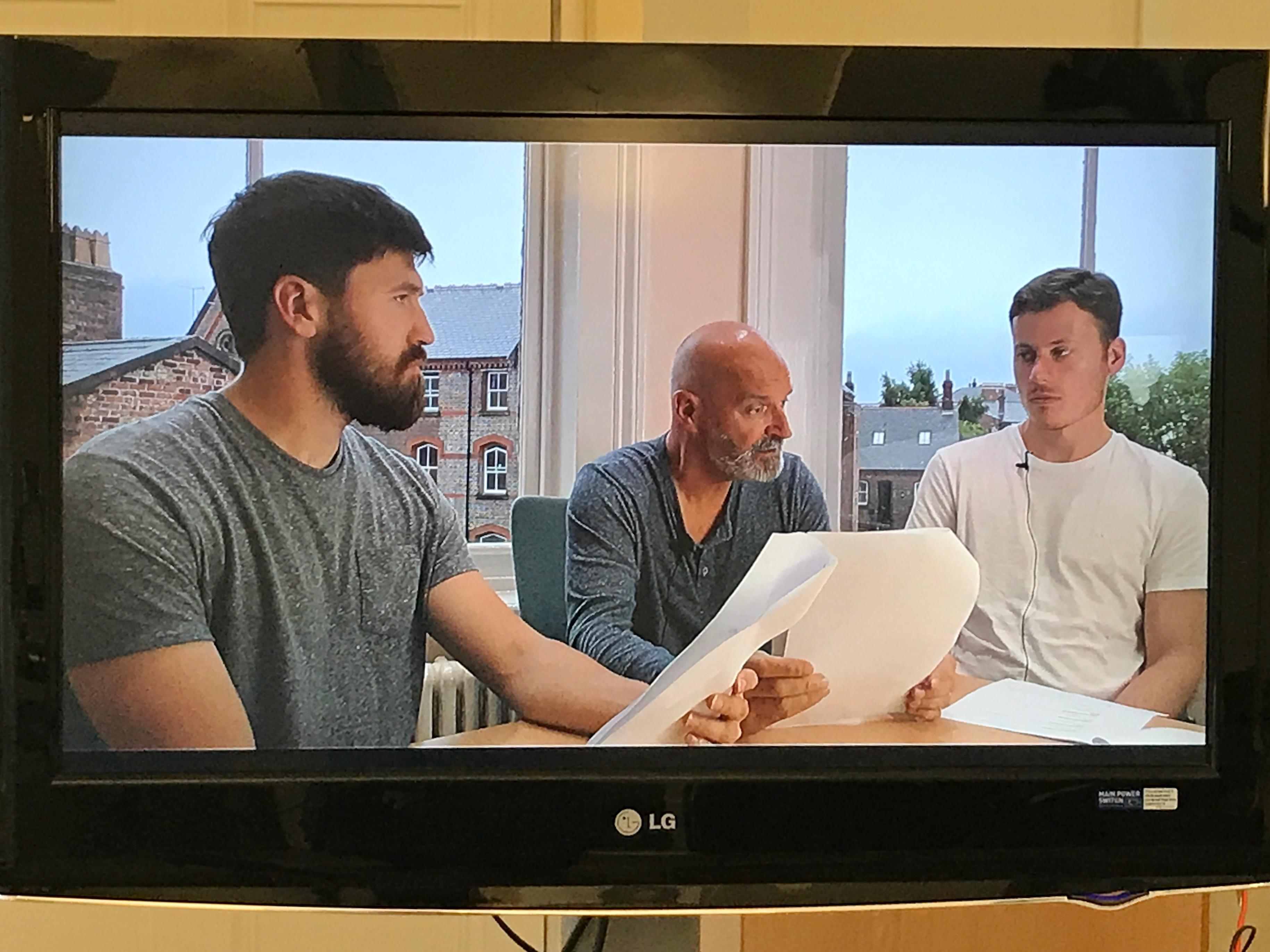 Liverpool Acting for Camera Thinking Actors