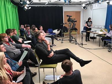 Thinking Actors Actor Training