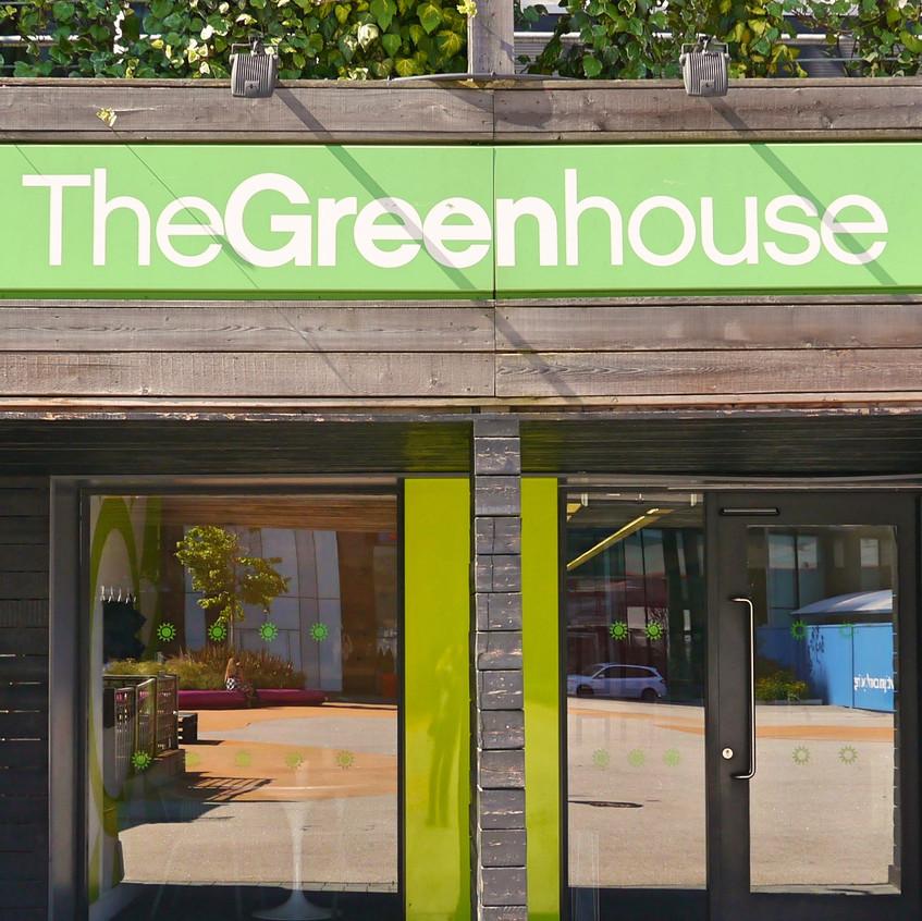 The Greenhouse next to ITV Studios.