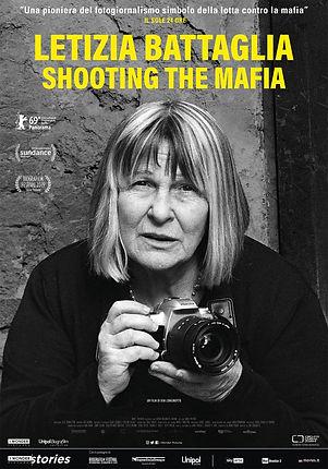 LETIZIA BATTAGLIA - SHOOTING THE MAFIA locandina