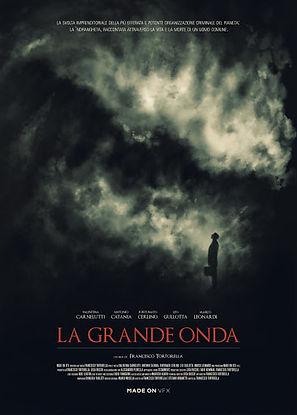 LA GRANDE ONDA locandina