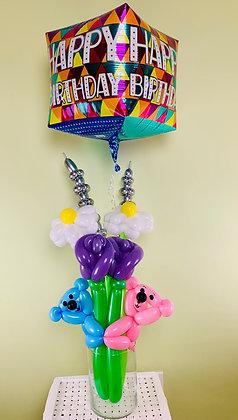 Happy Birthday Bouquets
