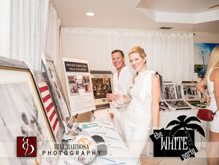 White Party Fundraiser: $90,000+ Raised