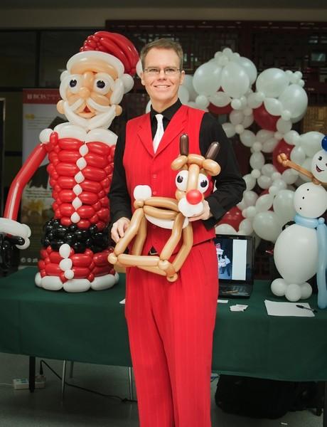 Christmas with Santa Photo Op