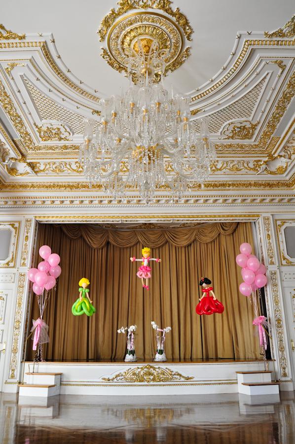 Mar-A-Lago Resort Ballerinas