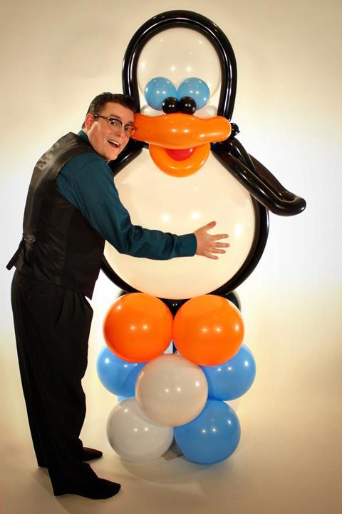 Penguin Jumbo