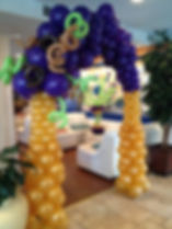 event decor balloon art