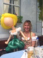 advanced balloon art entertainment