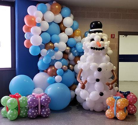 Balloon Photo Opportunity