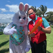 Easter at Sailfish Club of Florida