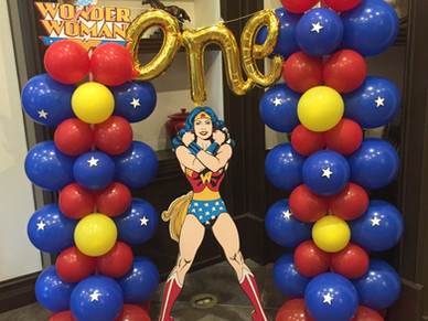 "Wonder Girl - ""One""der Girl"