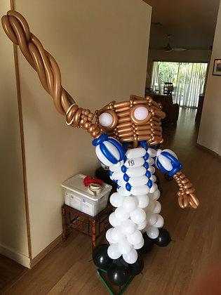 Custom life-sized creation