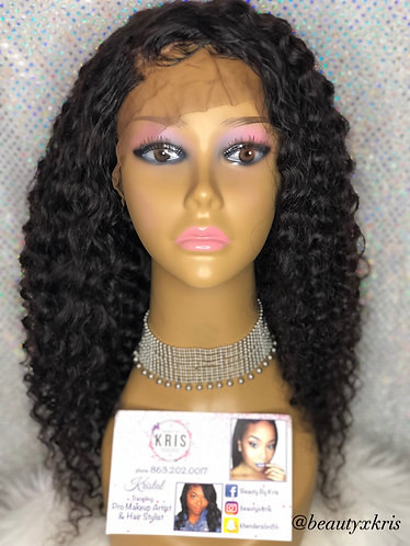 Custom Lace Frontal Unit (Up to 22in.)