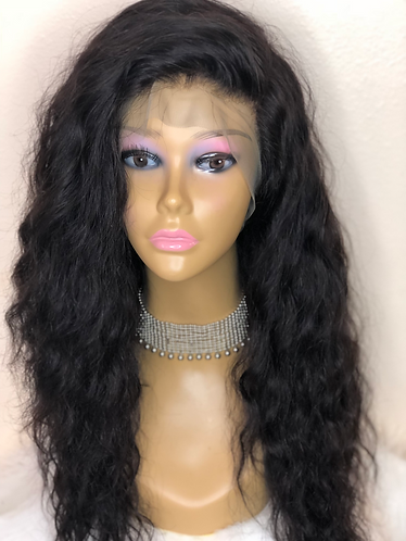Brazilian Natural Wave Frontal Unit
