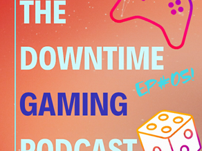Podcast Ep#05 - 19/08/2020 - UK Games Expo online, Epic vs iOS, My City, Eternal Palace, and more!