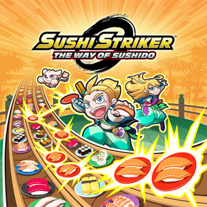 Sushi Striker cover image