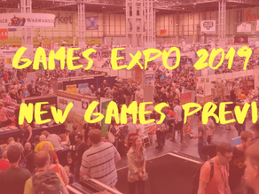 UK Games Expo 2019: New Games Preview