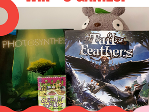 November Contest 03! Win 3 Games RRP £115+ !!