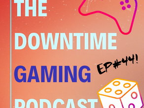 Ep#44 - 19/05/2021 - FFXIV, PSO2, Spiel des Jahres, Resident Evil, and MORE!
