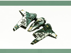 X-Wing 2.0 Ship Reviews - Fang Fighter