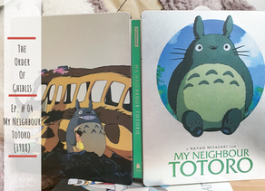 The Order of Ghiblis #04 - My Neighbour Totoro
