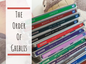 The Order of Ghiblis - Intro