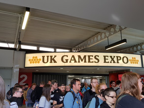 UK Games Expo 2018 - Day 1