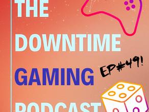 Ep#49 - 23/06/21 - The BIG E3 Debrief - Xbox, Nintendo, Ubisoft, SGF, Square, w/CharTang