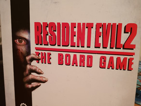 Deep Dive: Resident Evil 2: The Board Game