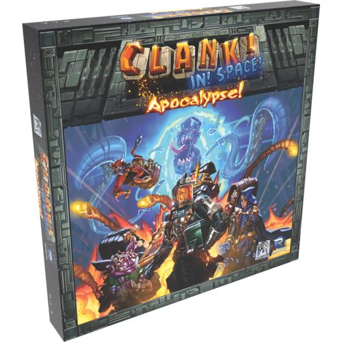 Clank! In! Space! Apocalypse! box