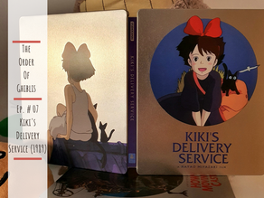 The Order of Ghiblis #07 - Kiki's Delivery Service