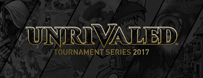 unrivaled board game tournament