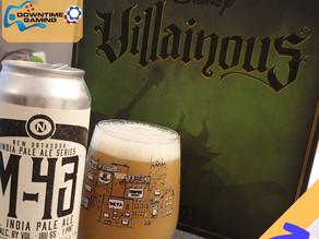 Boards & Beer - Villainous & M-43