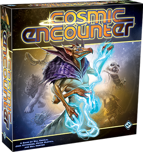 Cosmic Encounter 42nd Anniversary Edition box