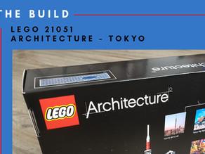 The Build - Lego 21051 Architecture Tokyo