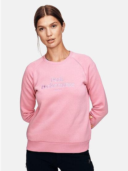 Peak Performance Original Sweatshirt Woman